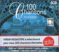 100 Chansons Formidables (vol.2) (5CD)