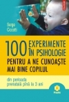 100 experimente psihologie pentru cunoaste