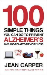 100 Simple Things You Prevent Alzheimers