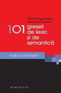 101 greseli lexic semantica Cuvinte