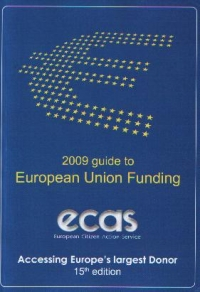2009 Guide European Union Funding