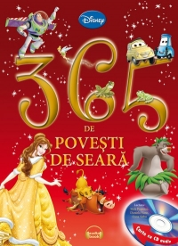 365 povesti seara (carte+CD)