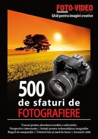 500 sfaturi fotografiere