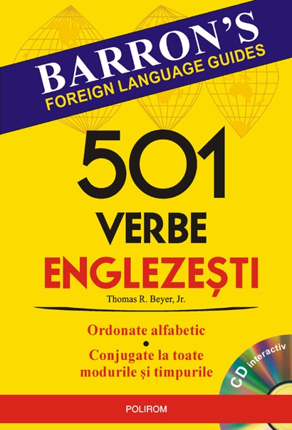 501 verbe englezesti (contine interactiv)