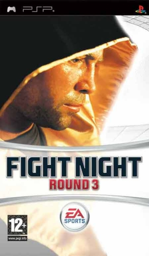 FIGHT NIGHT ROUND PSP