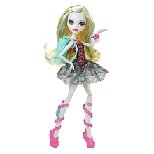 Papusa Monster High - Petrecarete Basic - Lagoona Blue