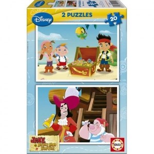 Puzzle Jake and The Neverland