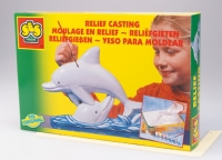 Set Delfin Relief Casting