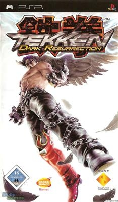 TEKKEN: DARK RESSURECTION PSP 27526250