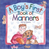 Boy First Book Manners