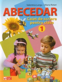 Abecedar Caiet scriere pentru clasa