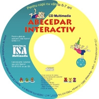 Abecedar Interactiv (CD Multimedia educational)
