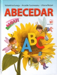 Abecedar Manual limba romana pentru