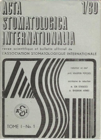 ACTA Stomatologica internationala (1/80)