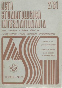 ACTA Stomatologica internationala (2/81)