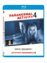 ACTIVITATE PARANORMALA 4 (BluRay Disc)