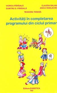 Activitati completarea programului din ciclul