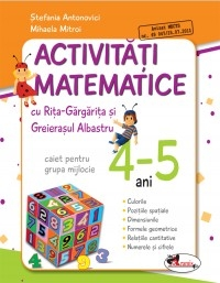Activitati matematice Rita Gargarita Greierasul