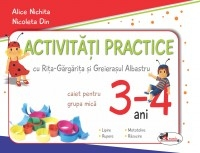 Activitati practice Rita Gargarita Greierasul