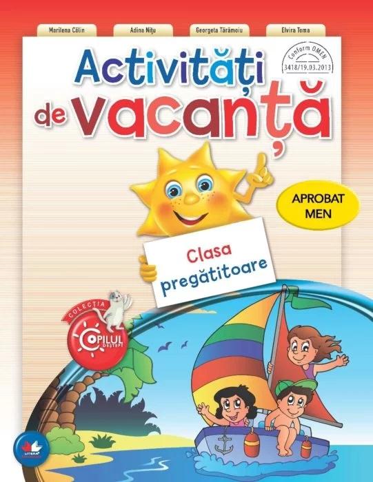 Activitati de vacanta (clasa pregatitoare)
