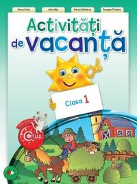 Activitati de vacanta (clasa I)