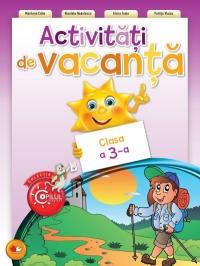 Activitati de vacanta (clasa a III-a)