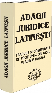 Adagii juridice latinesti
