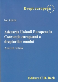 Aderarea Uniunii Europene Conventia europeana