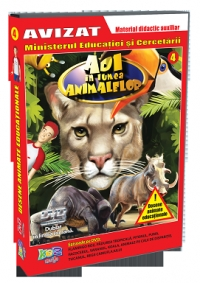 Adi in lumea animalelor nr. 4