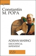 Adrian Marino Ideocriticul impenitent
