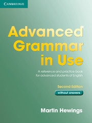 Advanced Grammar Use without Answers