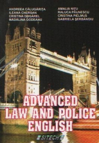 Advanced Law and Police English