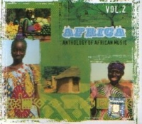 Africa : Anthology of African Music (vol.2)