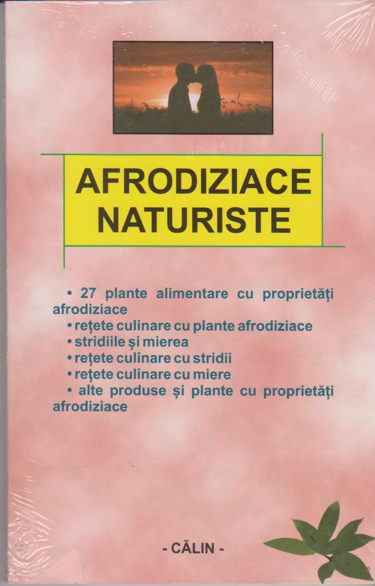 Afrodiziace naturiste
