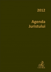 Agenda Juristului 2012