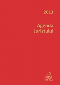 Agenda Juristului 2013