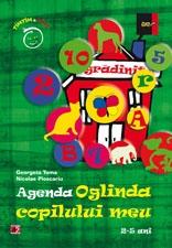 AGENDA - OGLINDA COPILULUI MEU 2-5 ANI
