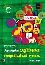 AGENDA - OGLINDA COPILULUI MEU 5-7 ANI