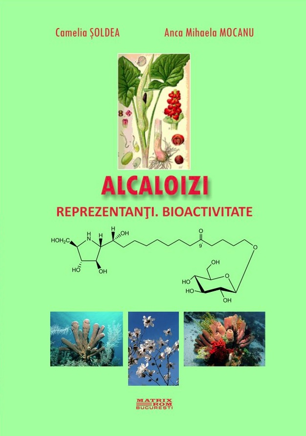Alcaloizi Reprezentanti Bioactivitate