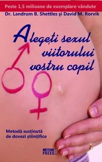 Alege sexul viitorului vostru copil