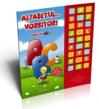 Alfabetul vorbitor English ABC