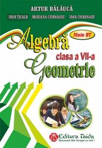 Algebra, Geometrie, Clasa a VII-a