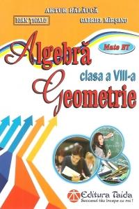 Algebra, Geometrie, Clasa a VIII-a (editie 2013)