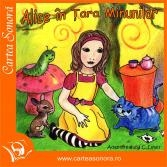 Alice Tara minunilor (audiobook)