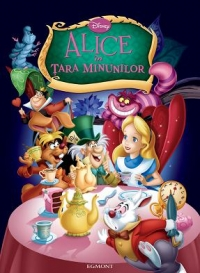 Alice Tara Minunilor (colectia Disney