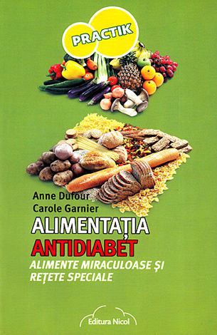 Alimentatia ANTIDIABET