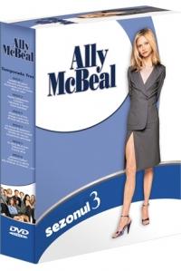 ALLY McBEAL - SEZONUL 3 (6 discuri)