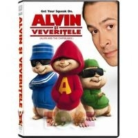Alvin si veveritele (Alvin and the chipmunks) - DVD