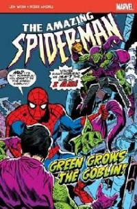 Amazing Spider Man Green Grows