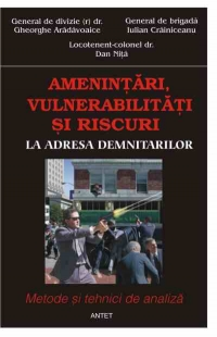 Amenintari vulnerabilitati riscuri adresa demnitarilor